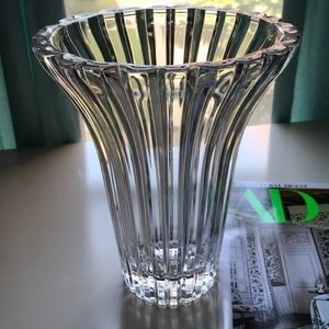 Other - Contemporary Crystal Vase